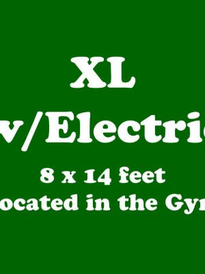 XL Space with Electric